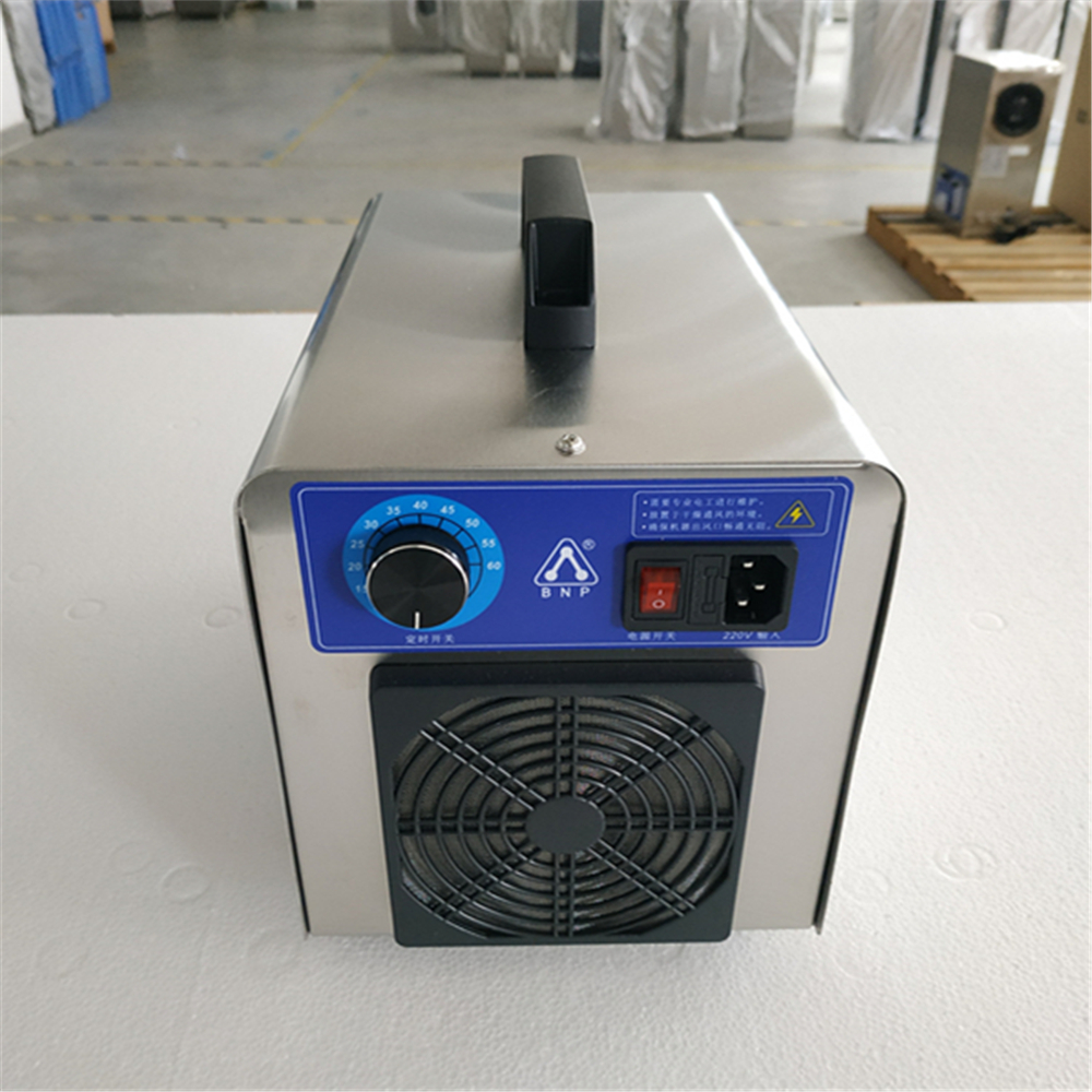 BNP-Y series portable mini adjustable air sterilizer air purifier ozone generator for killing virus odour remove Featured Image