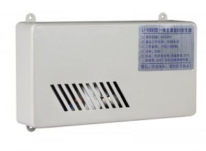 China 450mg 1000mg Mini  Ozone Generator for Water Purification Air disinfector