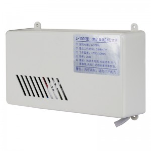 Factory supplied CE Certified 500mg/H household ozone generator, disinfector ozone vegetable washer air purifier(JH-104J)