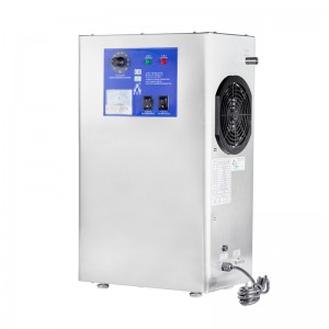 OZ series ozone generator 3g5g7g10g15g BNP corona discharge ozone generator air purifer for water and air treatment