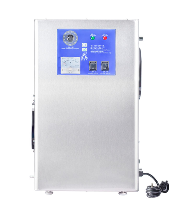OZ series ozone generator 3g5g7g10g15g BNP corona discharge ozone generator air purifer for water and air treatment Featured Image